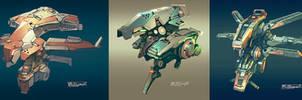 NPC concepts #1