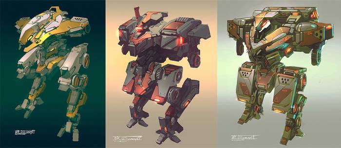 NPC concepts #2