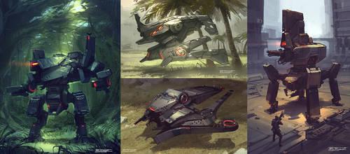 NPC concepts #4