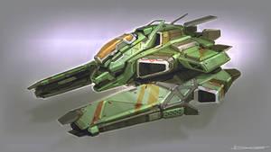 QR Racer concept 01