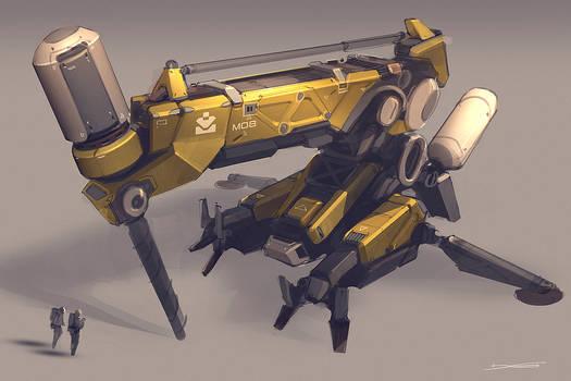 QR Drill Unit 01