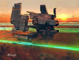 NPC 42 concept by Talros