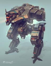 NPC 43 concept by Talros