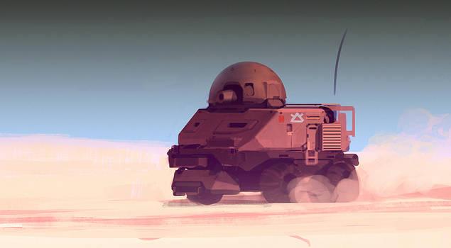 SP Flat sand