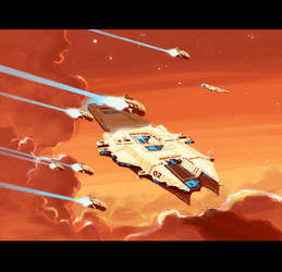 Nebula patrol by Talros