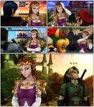 Zelda Annoying Problems