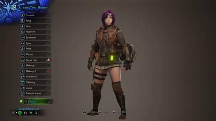 Monster Hunter World by AthenaAsa