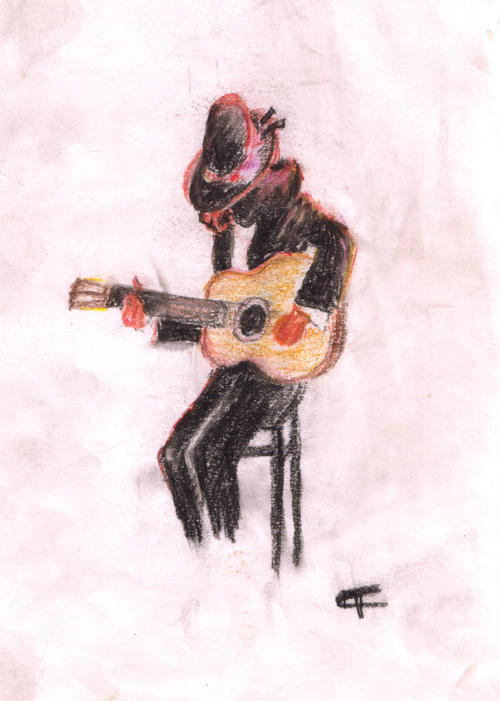 El Jimi by gruntin