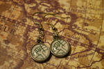 BPRD earrings by MyrHansen