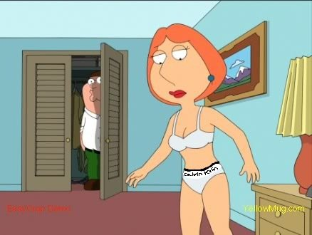 Family Guy Lois Griffin Undressing