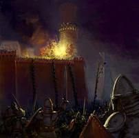 Siege by ortheza