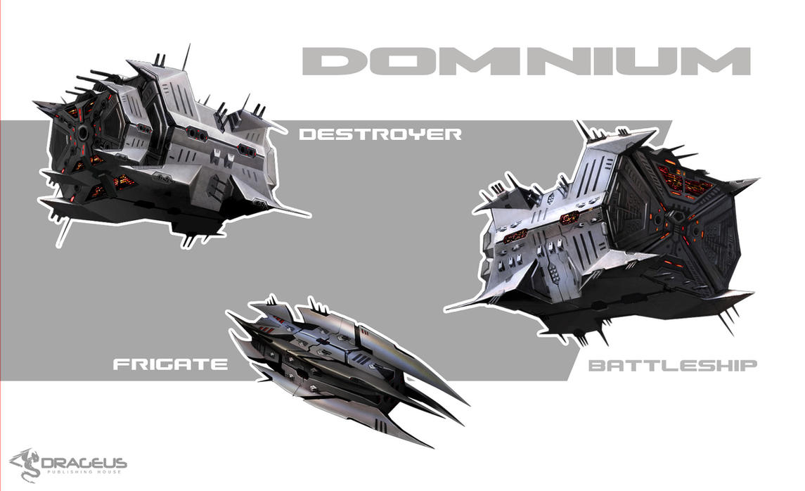 Dominium spaceships by ortheza