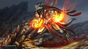 Flamedancer - Paheborn TCG