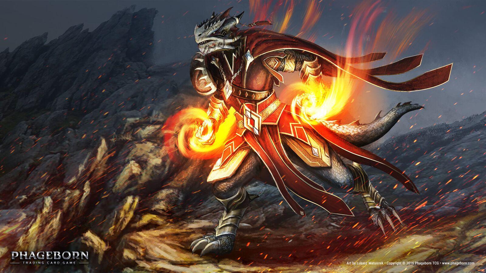 Flamedancer