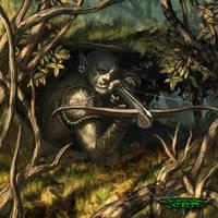 Camouflaged Foew - Shadow Era by ortheza