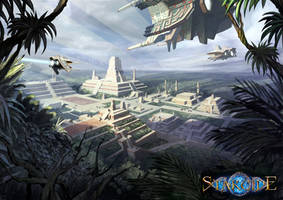 Home planet of Navo - STARCIDE