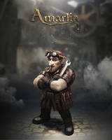 Gnome - Amarlia