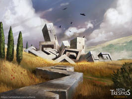 Labyrinth Outcrop - Aeon Trespass Odyssey