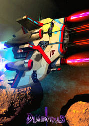 OHV Spaceship Zephurious