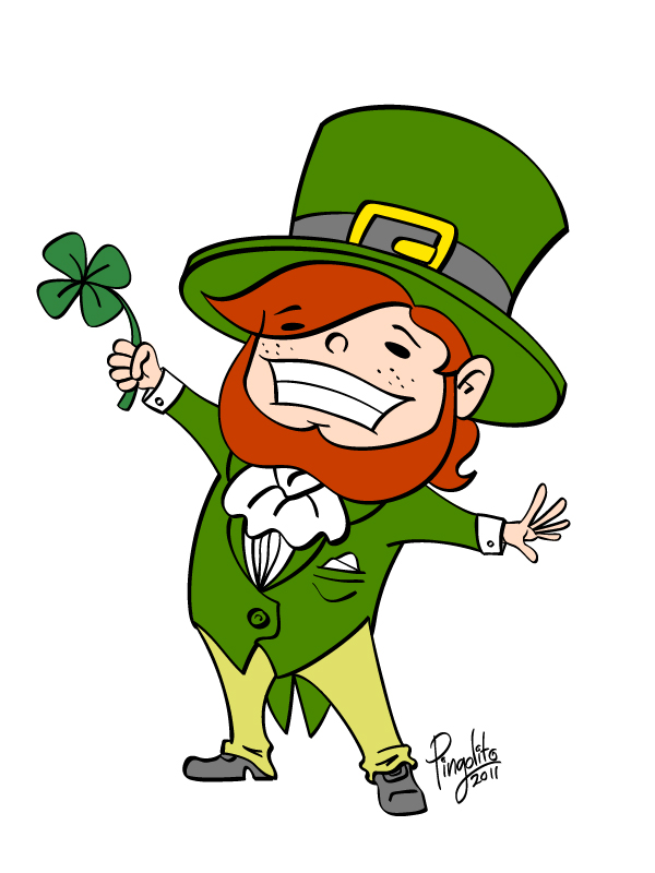 free animated clip art good luck - photo #44