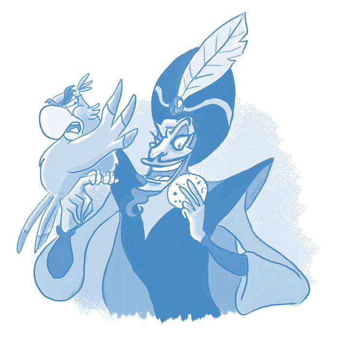 Jafar by pingolito