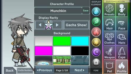 Munchkin profile by weatheradult1234