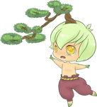Carmona Mycrophylla Bonsai Plottie by CloverWing