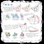 Petalpuff Species Guide