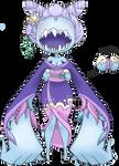 Sea Spirit Youkai Dentii - CLOSED