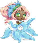 [Open] AiSong Octo Chibi by CloverWing