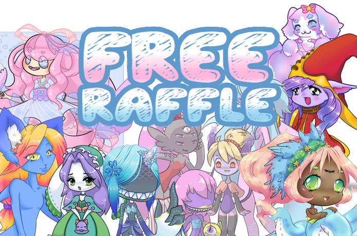RAFFLE NAMES HAVE BEEN DRAWN! by CloverWing