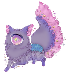 [CLOSED] Halloween Candy Petalpuff