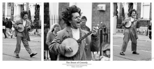 The Beast Of Comedy