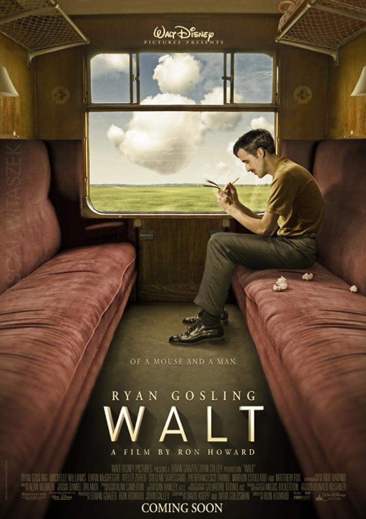 Walt Movie Poster FAKE By Drock625