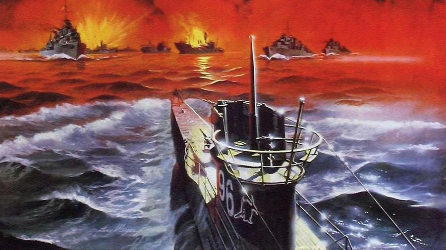 лодка boot das