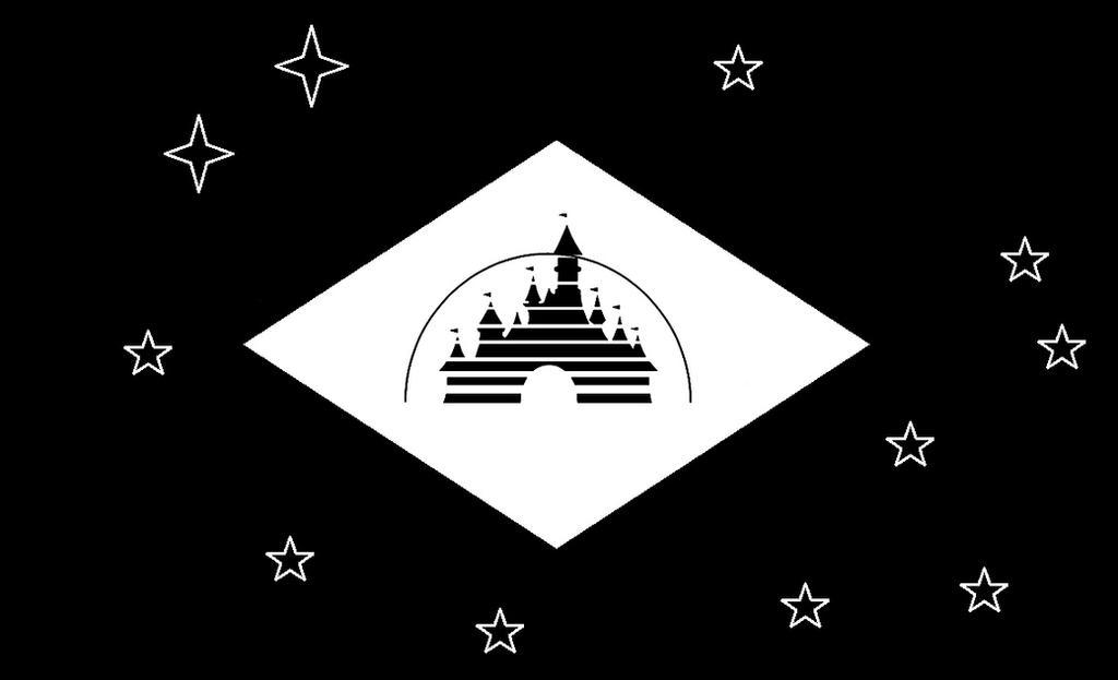 Walt Disney Flag Design(V2) by Drock625