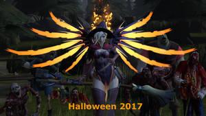 Overwatch Halloween 2017