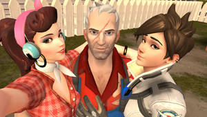 Soldier 76 Father's Day
