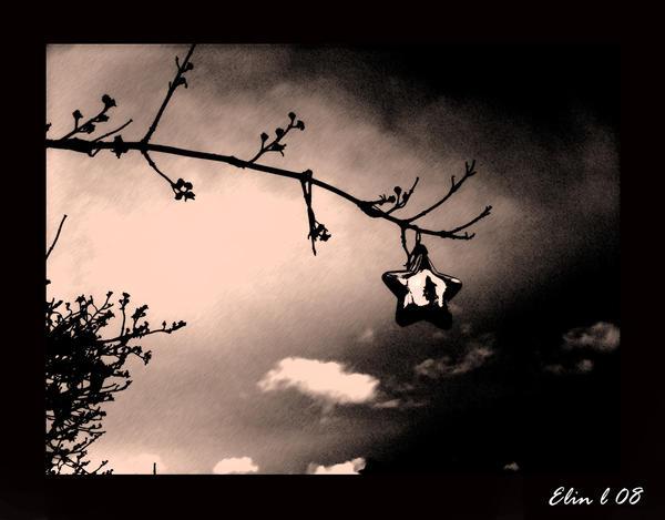 a lonley star by kitsune89
