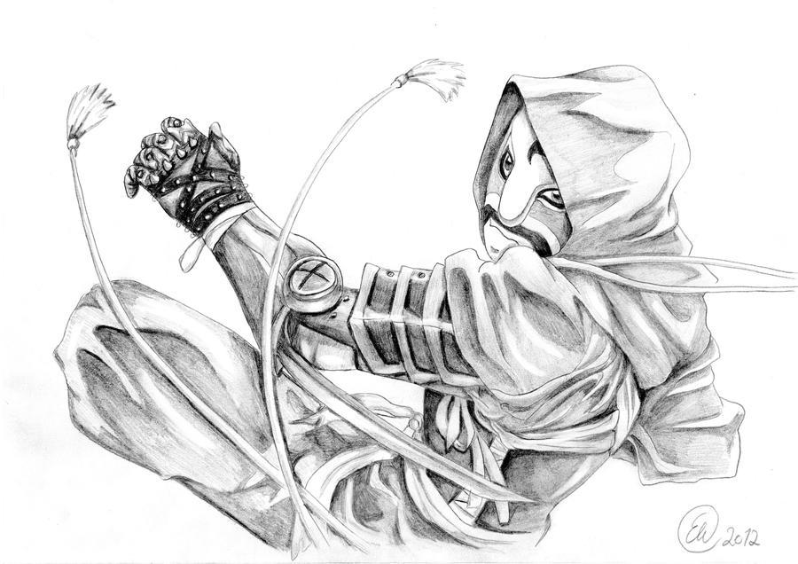Lan fan from fullmetal alchemist by kitsune89