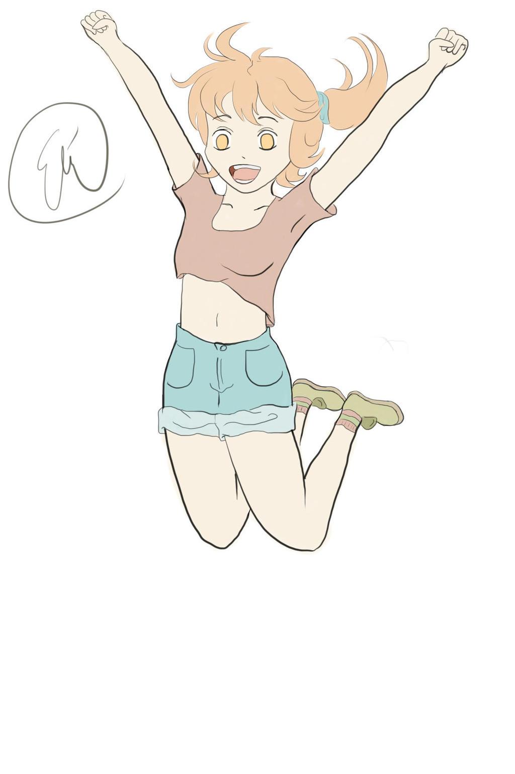 Jump! by kitsune89