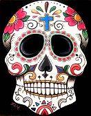 Dead Skull by ChiaraLeo
