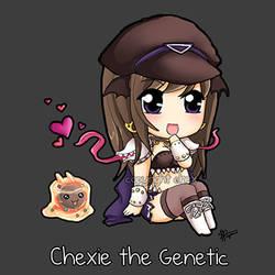 111411 Ragnarok Online Chibi Genetic