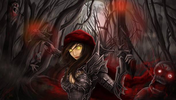 Diablo III: Reaper of Souls - Demon Huntress