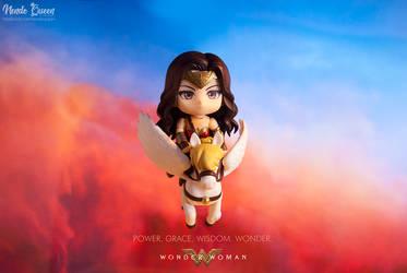 Wonder Woman Chibi Poster 2