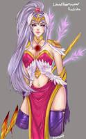 HeartSeeker Kalista by SinfloraX