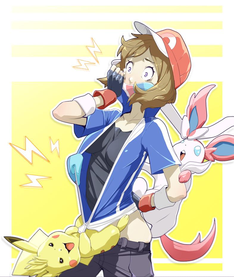 NEVER pokemon hentai pictures