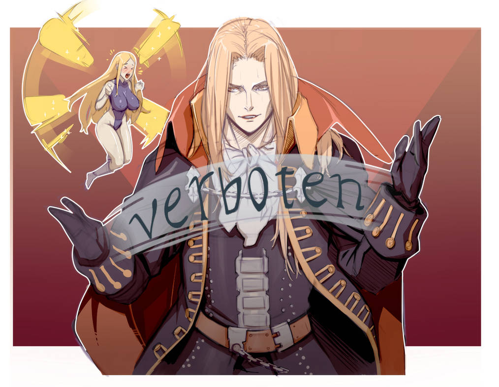 Alucard by Materclaws