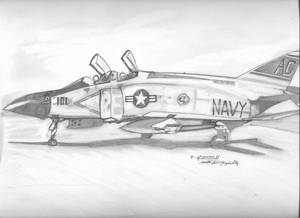 F-4 sketch