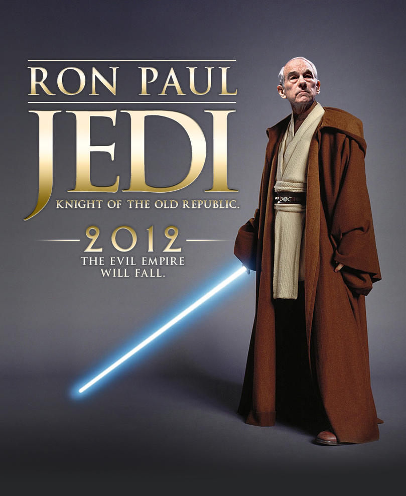 RON PAUL 2012 by somepixelnerd